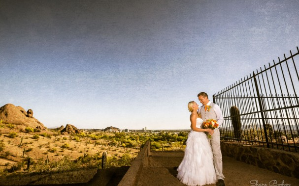 Papago Park Wedding