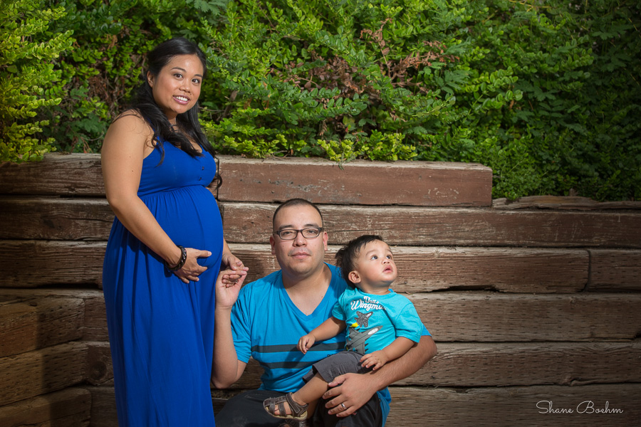 Stacey & Ralph - Maternity Photography Session